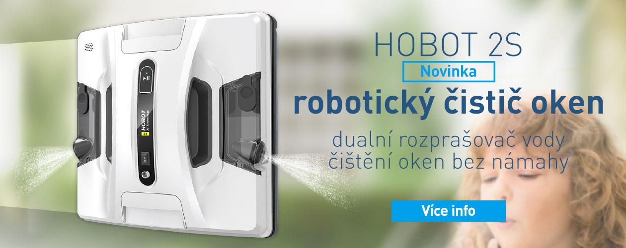 HOBOT 2S robotický čistič oken
