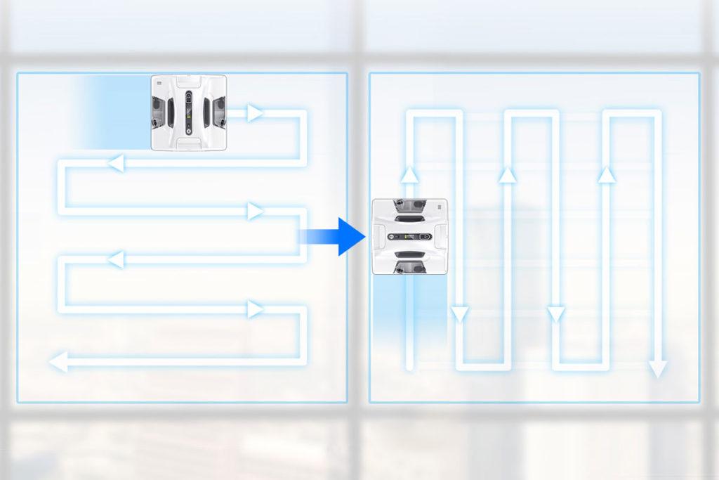 HOBOT 2S inteligentní a efektivní čištění oken